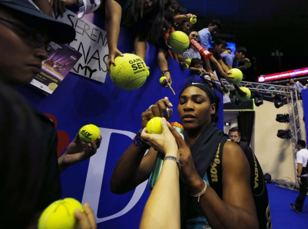 Serena Williams, IPTL