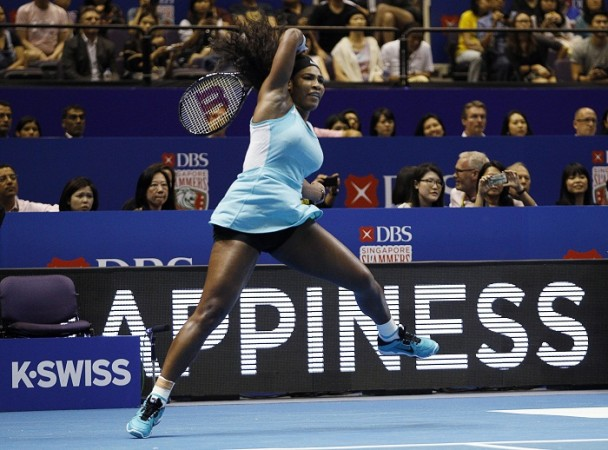 Serena Williams Singapore Slammers