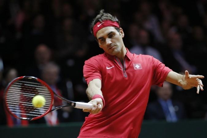 Roger Federer Switzerland