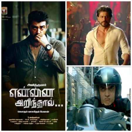 Ajith's 'Yennai Arindhaal' Beats 'Happy New Year', 'Dhoom 3'