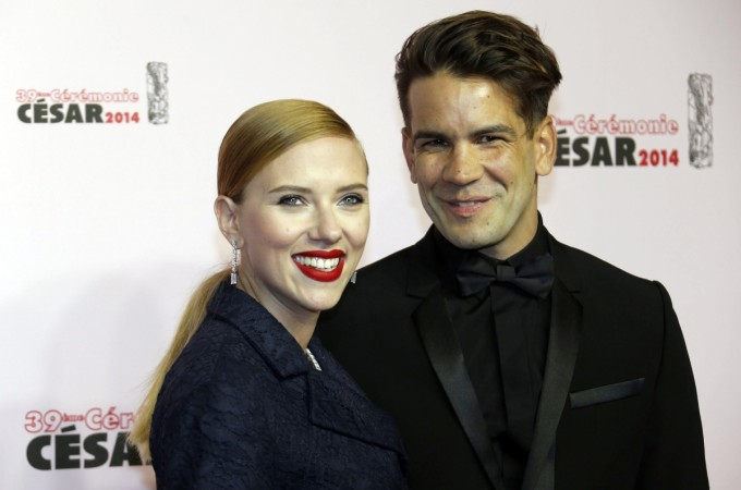 """Scarlett Johansson Says Motherhood is """"Magical and Exhausting"""""""