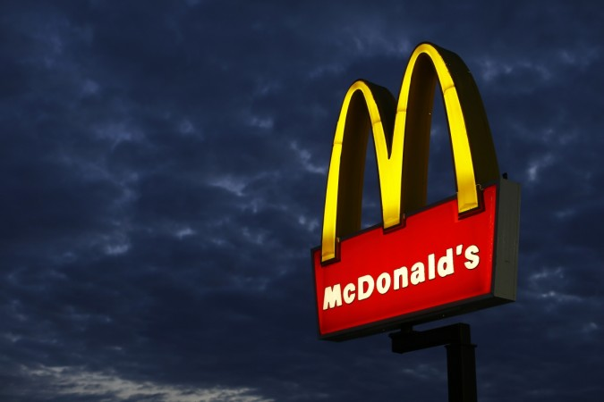McDonald's Outlet in Switzerland Accidentally Shows Porn