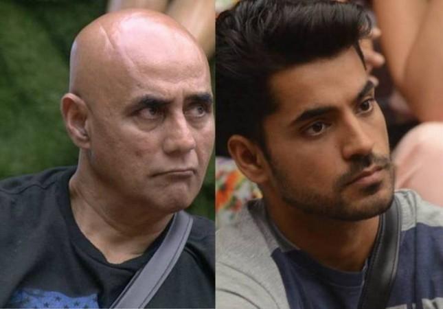 Puneet Issar and Gautam Gulati
