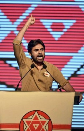 Pawan Kalyan's Jana Sena Party Gets Official Recognition from Election Commission of India