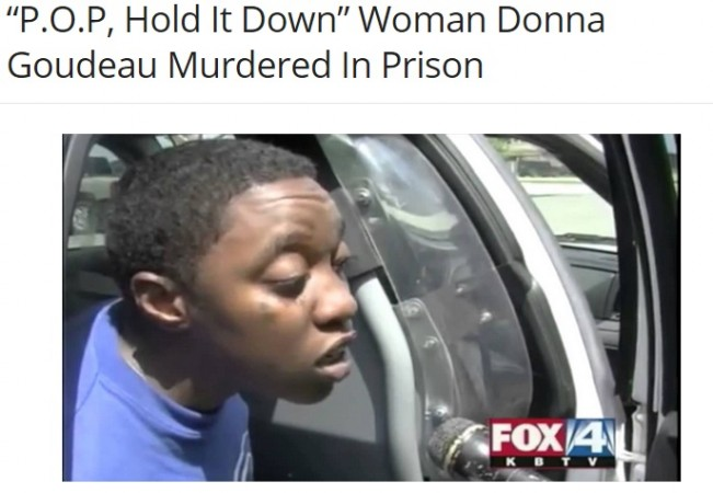 Donna Goudeau, the woman who is popular for saying