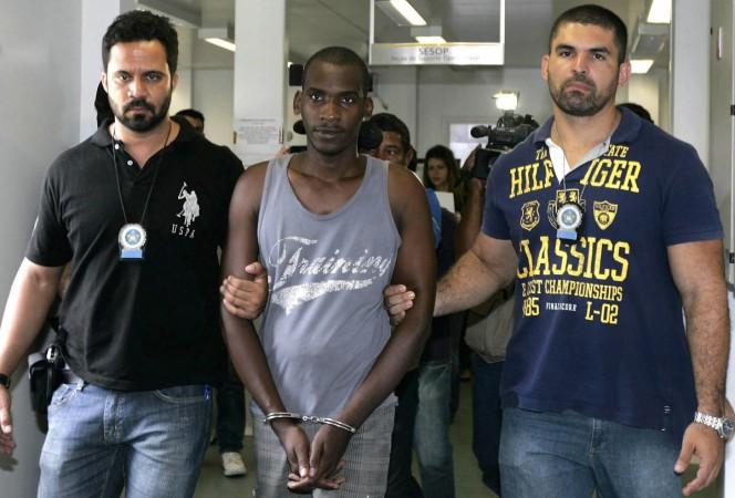 Brazil murderer