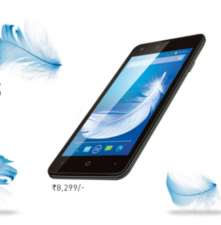 XOLO launches Q900s at Rs. 8,299