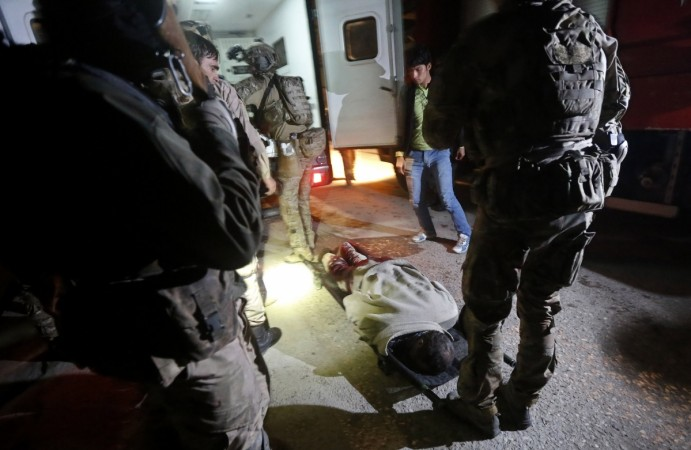 Taliban attack guest house