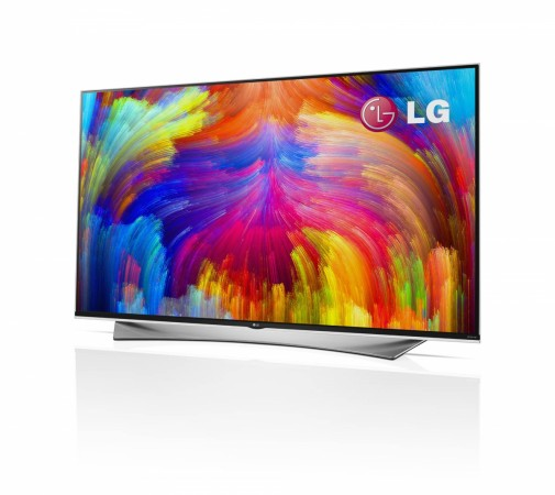 LG to unveil a new 4K UHD TV with Quantum Dot Technology at International CES 2015