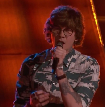 "Matt McAndrew performs ""Wasted Love"" on ""The Voice"" Season 7 Finals"