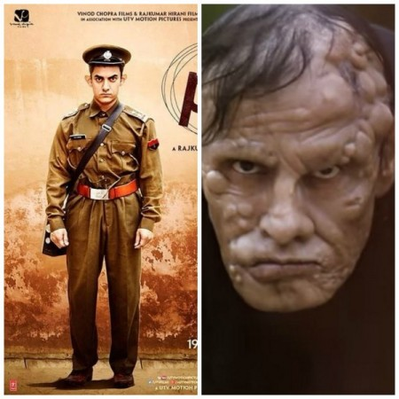 Vikram's 'I' Trailer to be Attached with Aamir Khan's