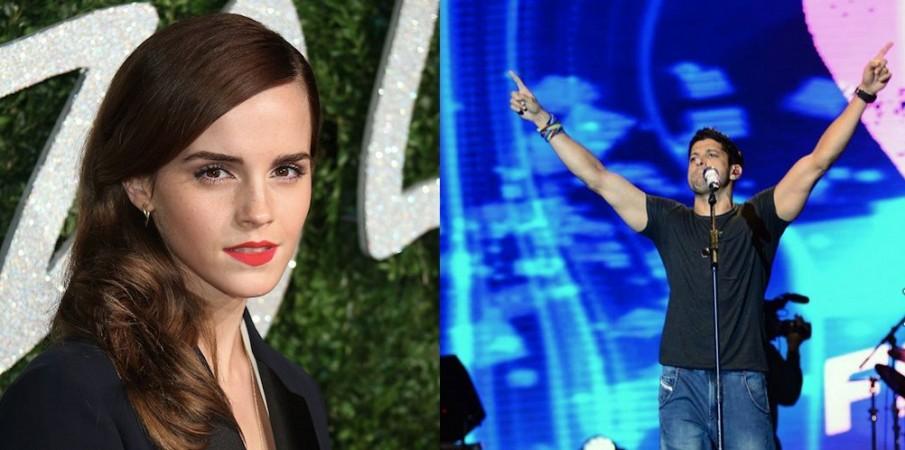 Emma Watson Can't Stop Tweeting About Farhan Akhtar