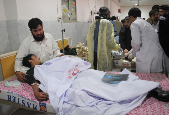 Peshawar Attack: Fanatics rushed from room to room shooting randomly at innocent children and blowing themselves up.