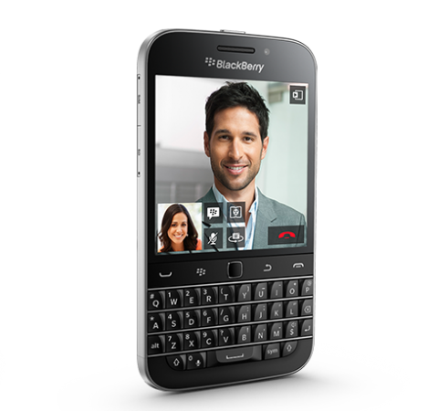 Blackberry introduces Classic Smartphone with an array of sensible features