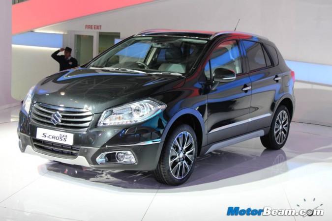 Maruti Suzuki Sx Crossover Specifications
