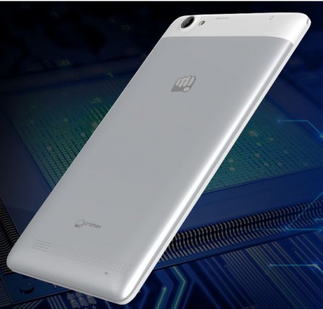 Micromax Canvas Tab P470: Budget Voice-Calling Android Slate Launched in India; Price, Specifications