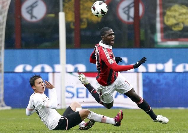 Paulo Dybala Arsenal Cristian Zapata AC Milan