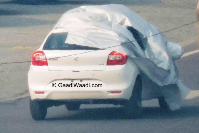 Maruti Suzuki YRA Hatchback Spied Undisguised; What We Know So Far