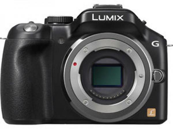 Panasonic Lumix DMC-G5W Mirrorless Camera