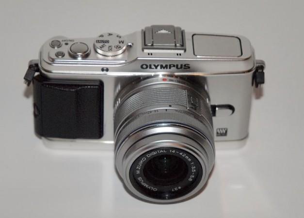 Olympus E-PL5 Mirrorless Camera