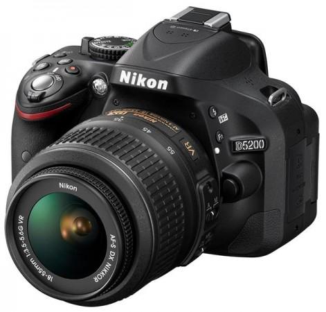 NIkon D52000 DSLR Camera