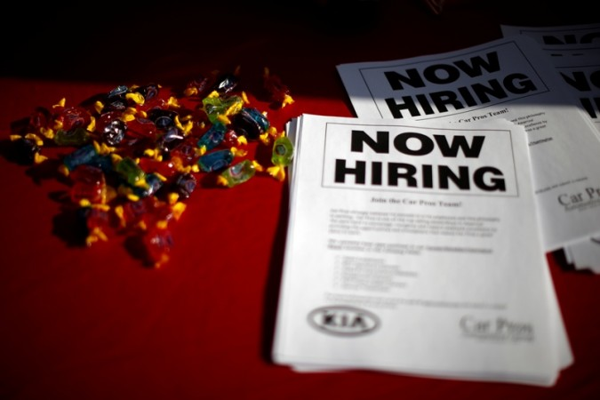 Jobs and hiring