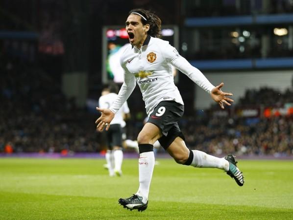 Radamel Falcao Manchester United