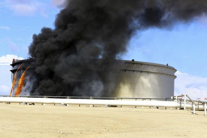 Libya Clashes