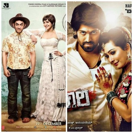Aamir Khan Starrer Gets a Competition from 'Mr & Mrs Ramachari'