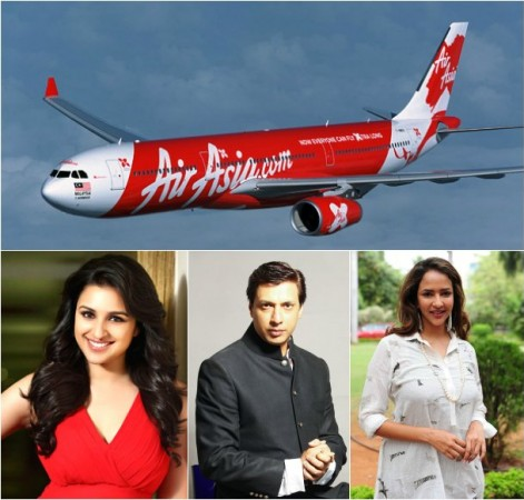 Air Asia Flight QZ8501 Disappears: Parineeti Chopra, Madhur Bhandarkar, Lakshmi Manchu Pray for Safety of Passengers