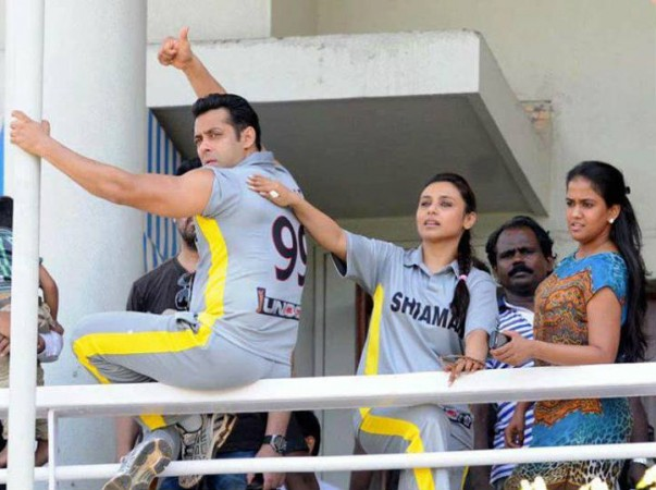 Salman Khan is a Cult Figure Just as the South has Rajinikanth: Rani Mukherjee