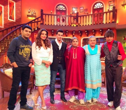 Bipasha Basu, Kapil Sharma and Karan Singh Grover