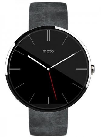 Moto 360 Successor Teased By Lenovo CEO; Major Improvements Spotted, Flat Tire Screen Intact
