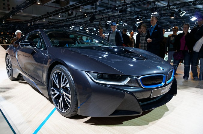 BMW i8 to be Launched in India in February