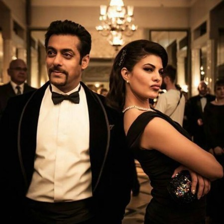 Salman Khan faces wrath from Tamil protesters for campaigning for President Mahinda Rajapaksha.
