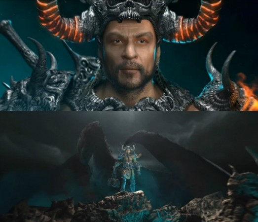 Shah Rukh Khan's Fans Want him to Adapt Graphic Novel Atharva - The Origin into Film