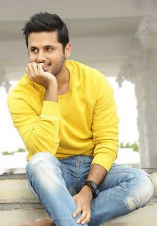 Telugu Actor Nithin Hints at his Impending Wedding