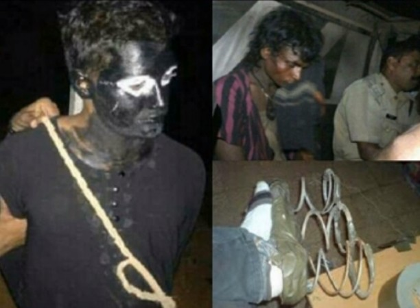 Black Man in Kerala