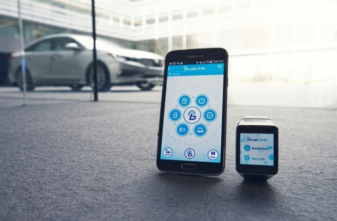 Hyundai Brings New Android Wear App To Control Your Car Remotely