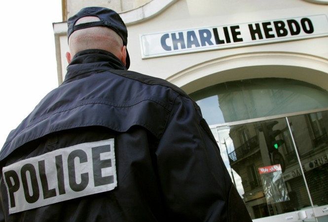 Ten people have been killed including one journalist after gunmen attacked the Paris office of French satirical magazine Charlie Hebdo.