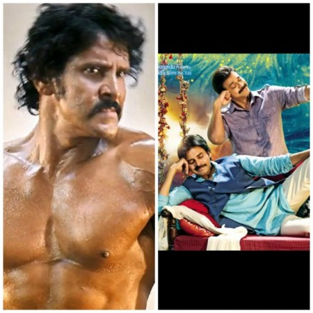 Vikram's 'I' Effect: 'Gopala Gopala' Release Date Advanced