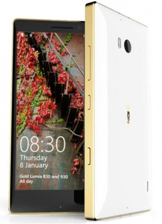 CES 2015: Microsoft Launches Premium Gold Nokia Lumia 830, Lumia 930 Models