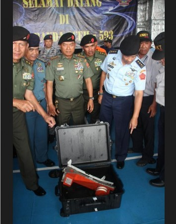 AirAsia Black Box
