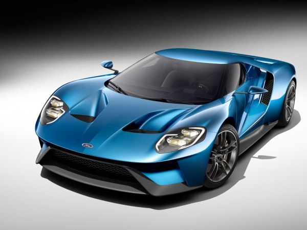 2017 Ford GT Is A Monster Inside Out; 600  HP, Futuristic Specs Drives Ford's Next-Gen Supercar
