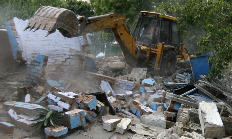 Illegal construction in Bengaluru: Houses and buildings of