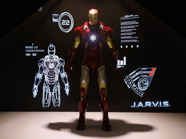 A 3D Printed Ironman Suit