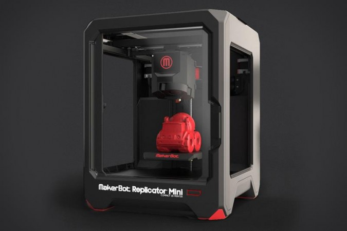 MakerBot Mini Portable 3D printer