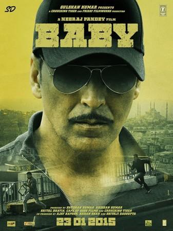 Akshay Kumar in Baby