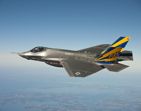 German magazine Der Spiegal on Saturday published a leaked document from Snowden which included a top secret US government presentation that said China had stolen data on F-35 plans and program including radar designs and engine schematics.