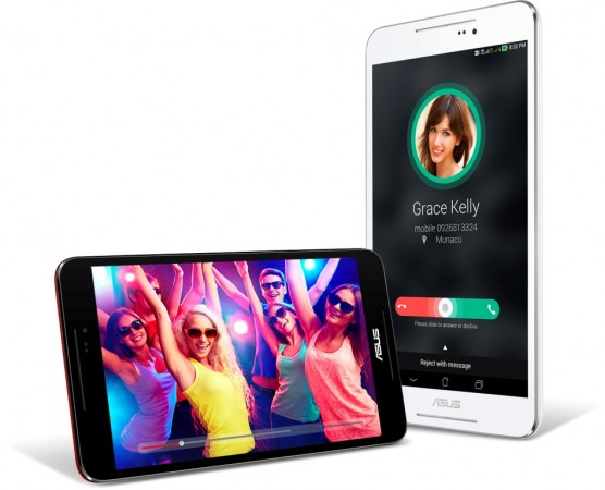 Asus Fonepad 8: 3G Voice-Calling Tablet Released in India; Price, Specifications